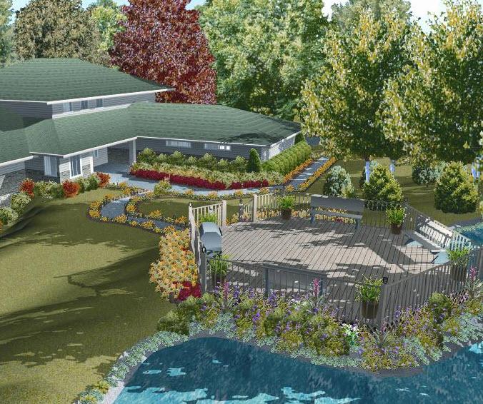 Imaginez votre jardin et mettez en application toutes les idées de l'émission !