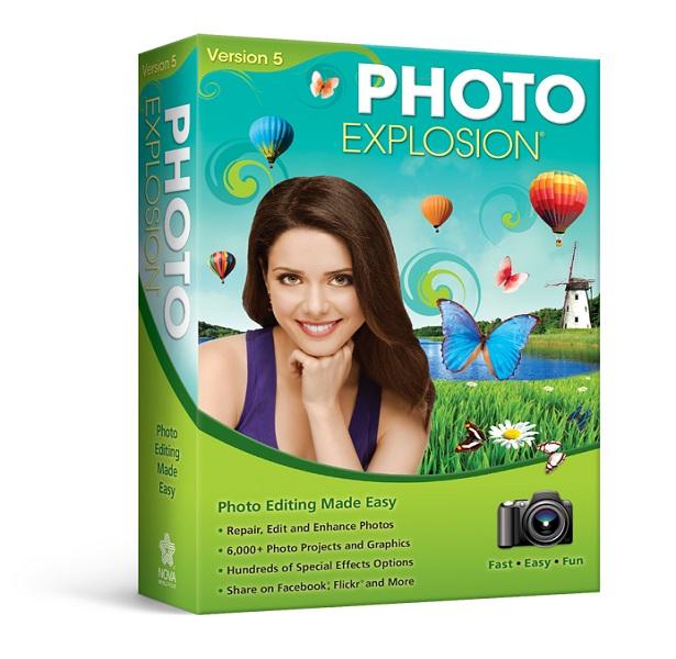 Photo Explosion 5 0 Avanquest