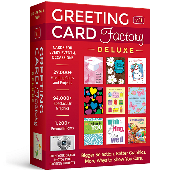 Greeting Card Factory Deluxe 11