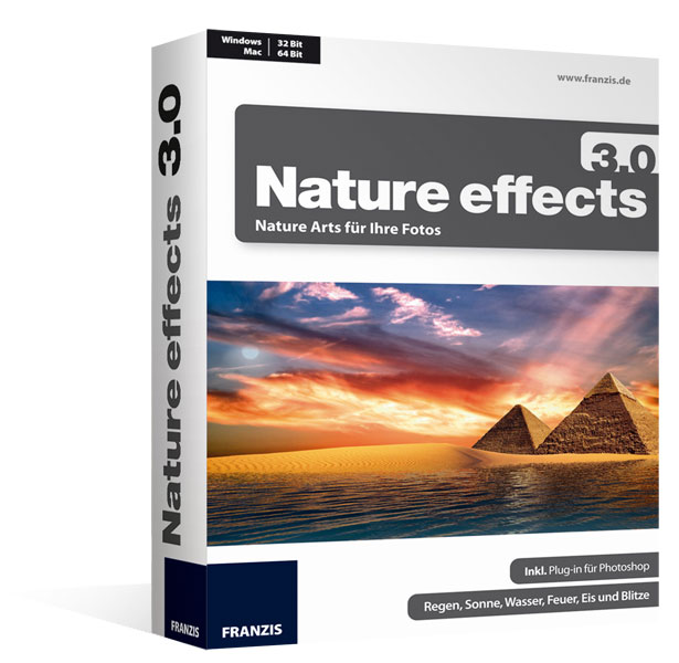 Photoshop Plugin - Nature Effects 3.0