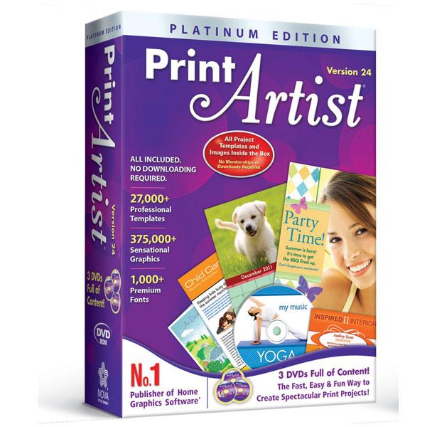 Print Artist