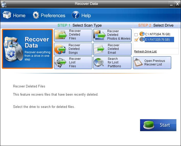 Easily Find and Safely Recover Files with Data Recovery Software