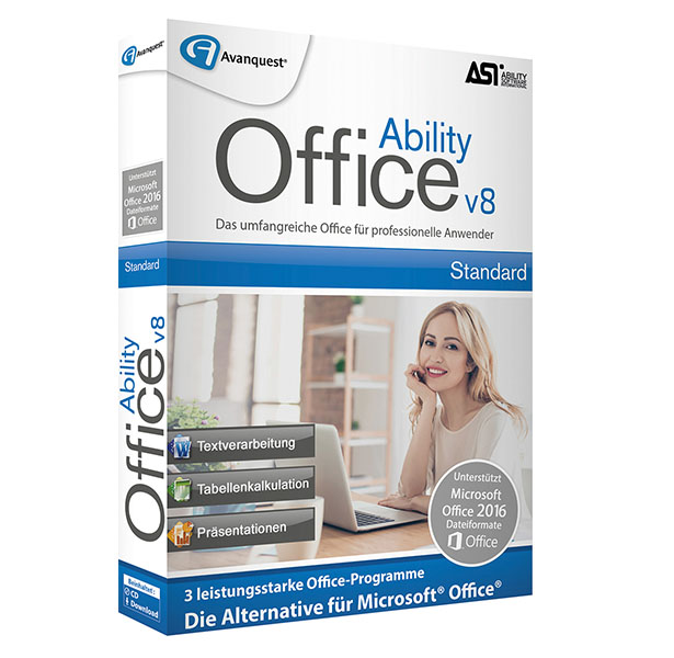 Ability Office V8