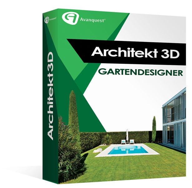 Architekt 3D Gartendesigner 2017 V19