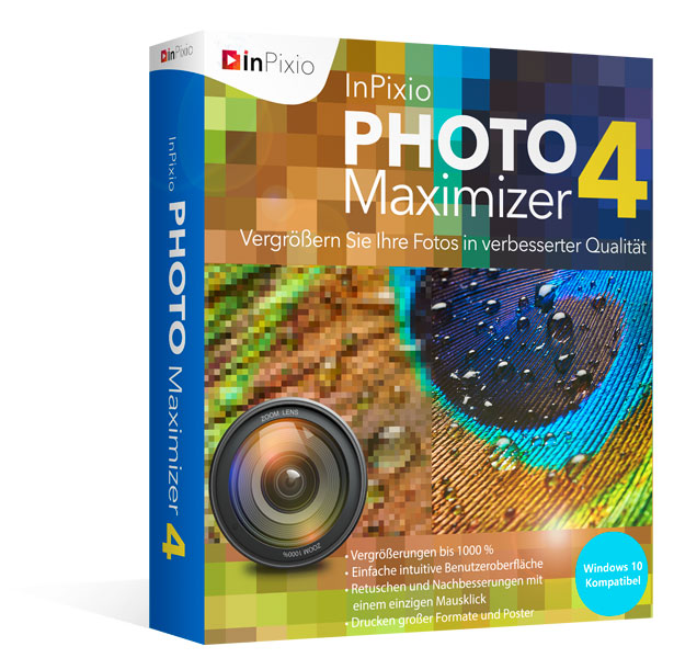 InPixio Photo Maximizer 4