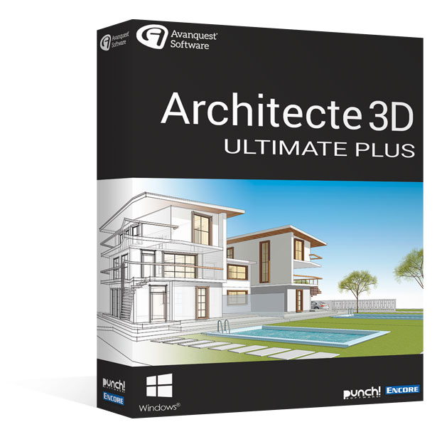 Architecte 3D Ultimate Plus 20