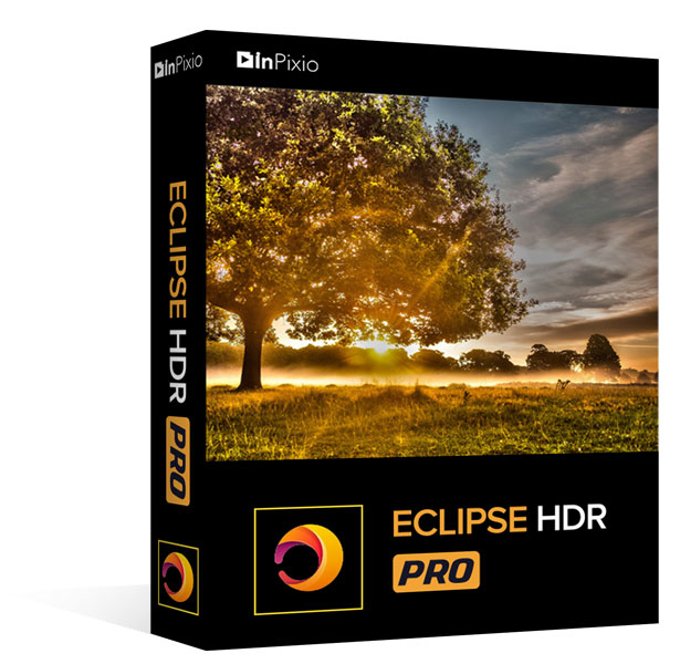inPixio Eclipse HDR Pro - 1 year