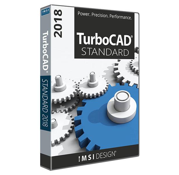 TurboCAD 2018 Standard