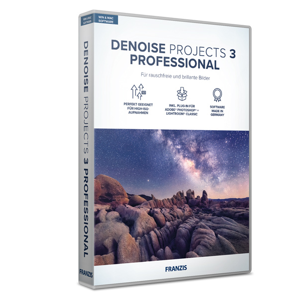 DeNoise Projects Professional 3