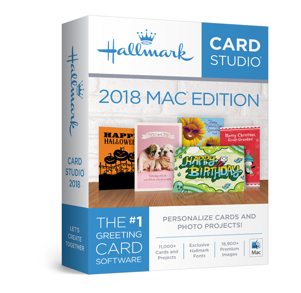 Hallmark card studio 2018 for mac the no1 greeting card software hallmark card studio 2018 for mac m4hsunfo