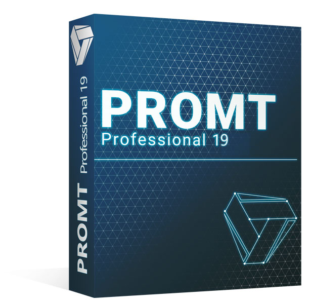 Promt Professional 19 Multilingual Pack