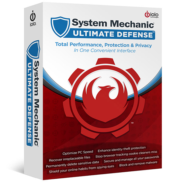 System Mechanic Ultimate Defense 20.5
