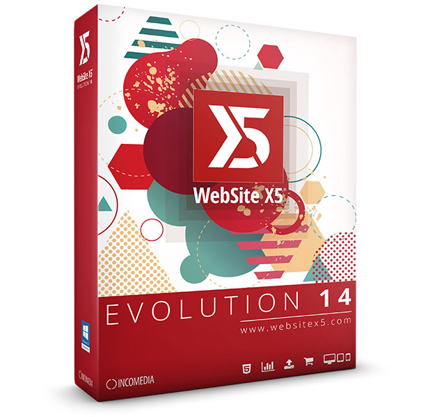 Website X5 V14 Evolution (NEW!)