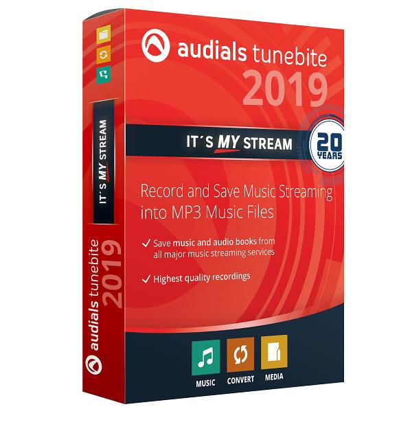 Audials Tunebite 2019 Premium Avanquest